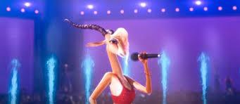 La chanteuse gazelle