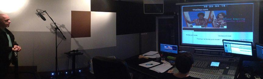 Le studio de Studio Capitale