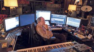 Home studio de Hans Zimmer