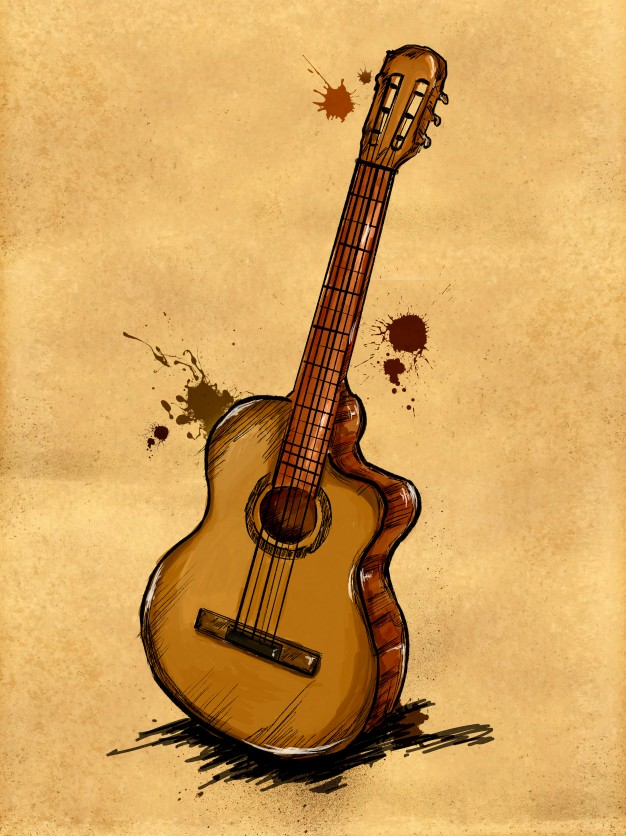 Comment composer à la guitare ?