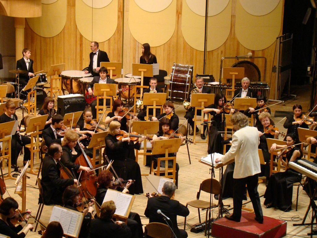 Comment enregistrer un orchestre en musique de film ?