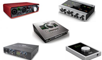 Home studio : les interfaces AUDIO et MIDI