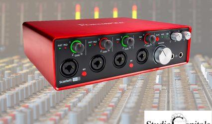 Acheter une interface audio