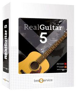 On a testé le logiciel Real Guitar Bundle MusicLabs de guitares virtuelles